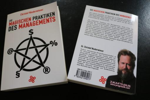Magische Praktiken des Managements Cover