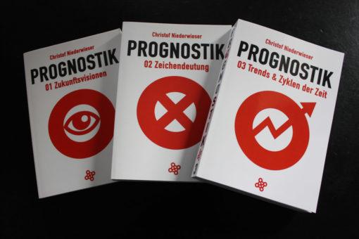 Prognostik-Bände 01-03 von Christof Niederwieser - Bundle Cover