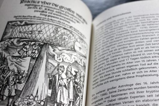 Astrologie Prognosen - Große Wesserung 1524 Reymann